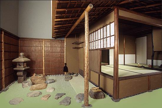 Japanese Teahouse Chashitsu The Art Of Asia Architecture