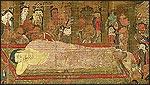 Parinirvana of Sakyamuni