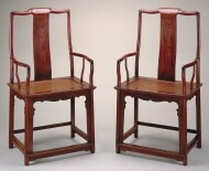 Tall-backed Armchairs