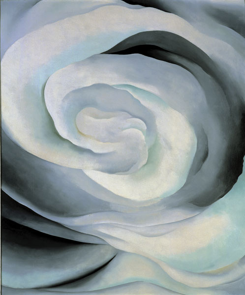 Abstraction White Rose, 1927