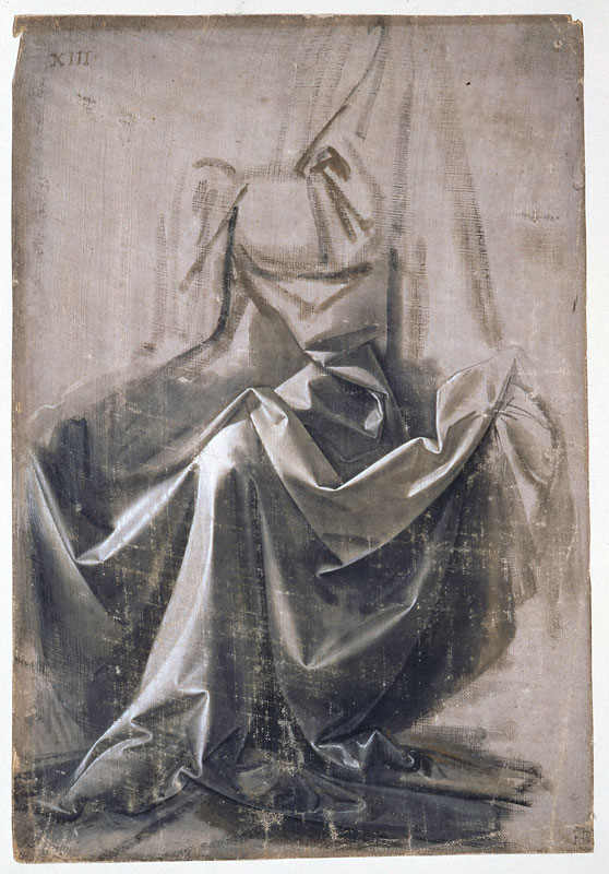 famous black and white artwork. It is an icon of Western art,