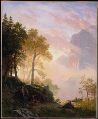 Albert Bierstadt, <i>The Merced River in Yosemite</i>, 1868, oil on canvas