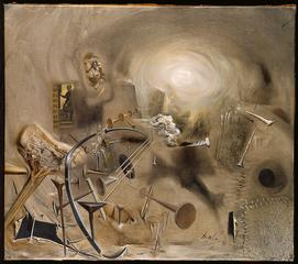 Salvador Dalí (Spanish, 1904-1989)<br><i>Portrait of Juan de Pareja, the Assistant to Velázquez</i>, 1960, oil on canvas