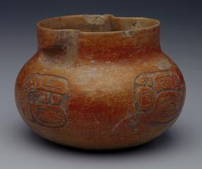 Maya<br><i>Chocolate pot</i>, 750<br>Minneapolis Institute of Arts<br>Gift of Harold and Rada Fredrikson