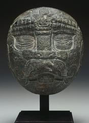 The jaguar is the largest predator of the Americas. Rulers from Mexico to the Andes of South America used it as a symbol of their power. The Maya of Mexico regarded the jaguar as a god, pictured here.