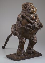 Pablo Picasso, <I>Baboon and Young</I>, 1951, bronze, Minneapolis Institute of Arts, gift of funds of the John Cowles Foundation, © Estate of Pablo Picasso/ Artists Rights Society (ARS), New York