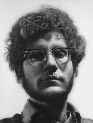 Chuck Close, American, <I>Frank</I>, 1969, Acrylic on canvas